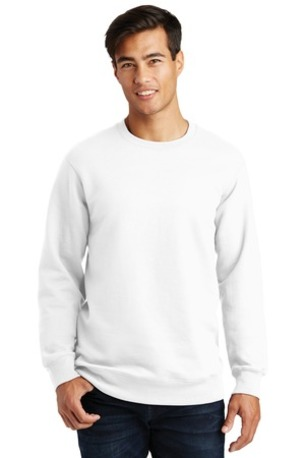 Port & Company ®  Fan Favorite Fleece Crewneck Sweatshirt. PC850