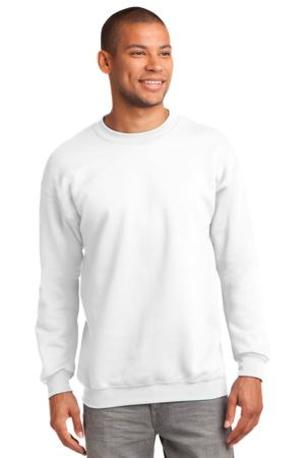 Port & Company ®  Tall Essential Fleece Crewneck Sweatshirt. PC90T