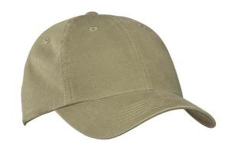 Port Authority ®  Garment Washed Cap.  PWU