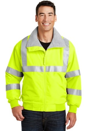 Port Authority ®  Enhanced Visibility Challenger- Jacket with Reflective Taping.  SRJ754