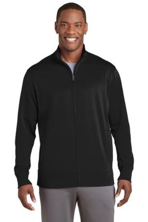 Sport-Tek ®  Sport-Wick ®  Fleece Full-Zip Jacket.  ST241