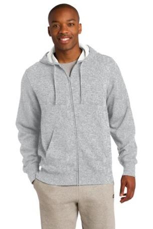 Sport-Tek ®  Full-Zip Hooded Sweatshirt. ST258