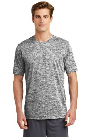 Sport-Tek ®  PosiCharge ®  Electric Heather Tee. ST390