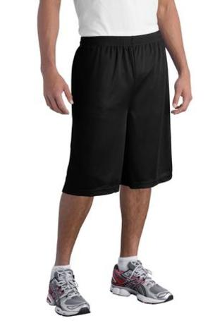 Sport-Tek ®  Extra Long PosiCharge ®  Classic Mesh Short. ST511