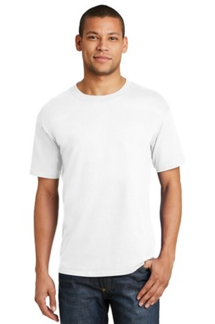 Hanes ®  Beefy-T ®  - 100% Cotton T-Shirt.  5180