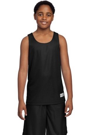 Sport-Tek ®  Youth PosiCharge ®  Mesh Reversible Tank. YT550