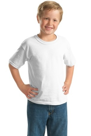 Gildan ®  - Youth Ultra Cotton ®  100% Cotton T-Shirt. 2000B