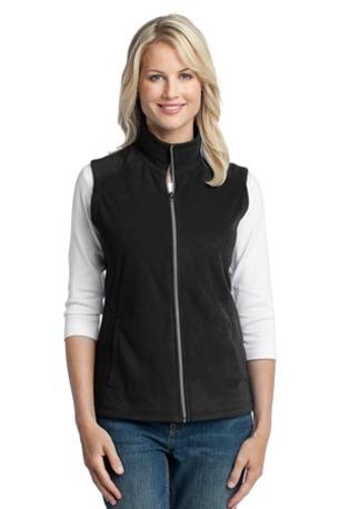 Port Authority ®  Ladies Microfleece Vest. L226