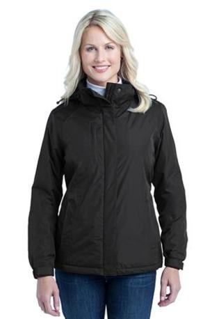 DISCONTINUED  Port Authority ®  Ladies Barrier Jacket. L315