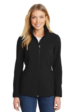 Port Authority ®  Ladies Cinch-Waist Soft Shell Jacket. L334