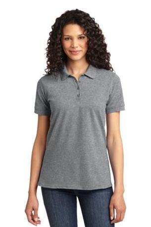 Port & Company ®  Ladies Core Blend Pique Polo. LKP155