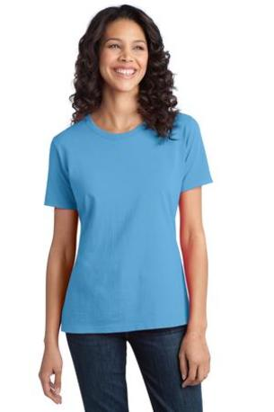 Port & Company ®  - Ladies Ring Spun Cotton Tee. LPC150