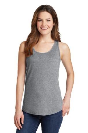 Port & Company ®  Ladies Core Cotton Tank Top.  LPC54TT