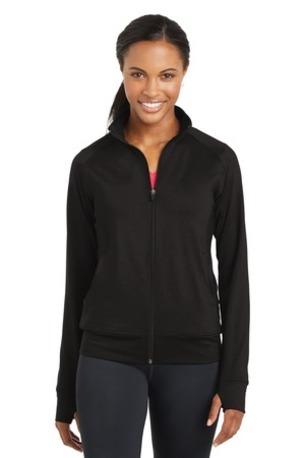Sport-Tek ®  Ladies NRG Fitness Jacket. LST885