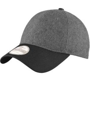 New Era ®  Melton Wool Heather Cap. NE206