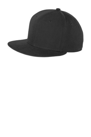 New Era ®  Original Fit Flat Bill Snapback Cap. NE402
