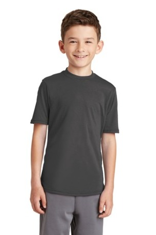 Port & Company ®  Youth Performance Blend Tee. PC381Y